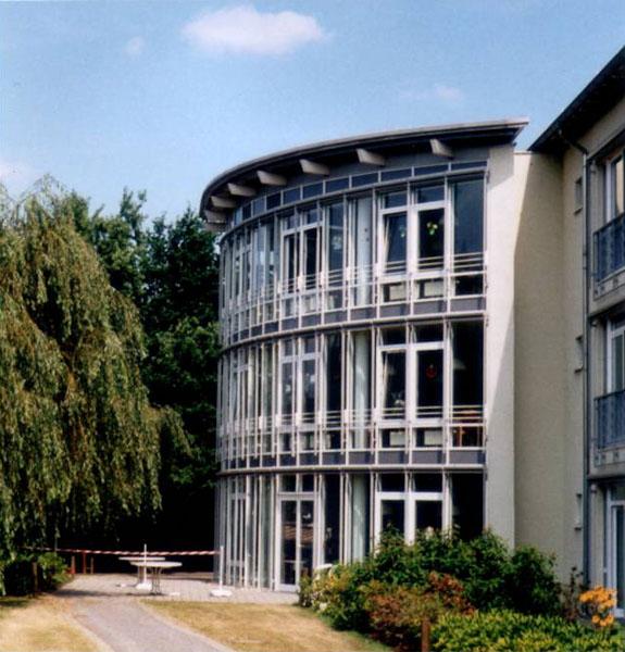 Haus Seeblick Duisburg: Lange Ferraú Architekten, Rondsdorfer Straße 77a, 40233